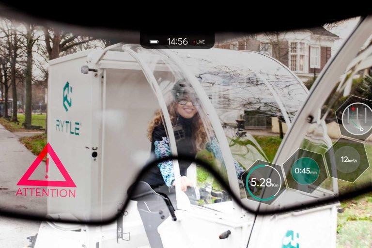 Projektbild SmartHelm